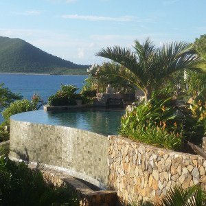 Efficient desalination in the BVI